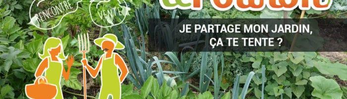 Partage de jardin