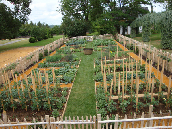 Les Jardins du Manoir d'Eyrignac - Clôture