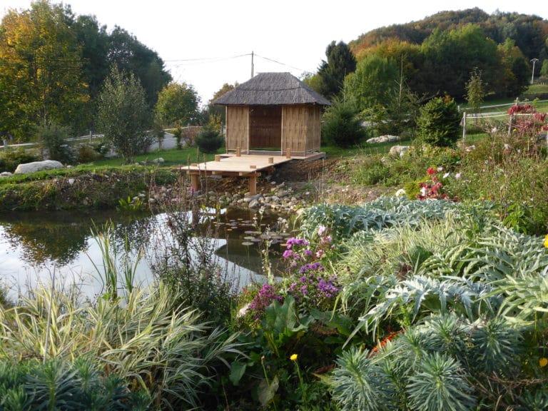 Corbeau - Jardin