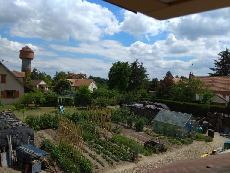 Chaumont-sur-Tharonne - Jardin