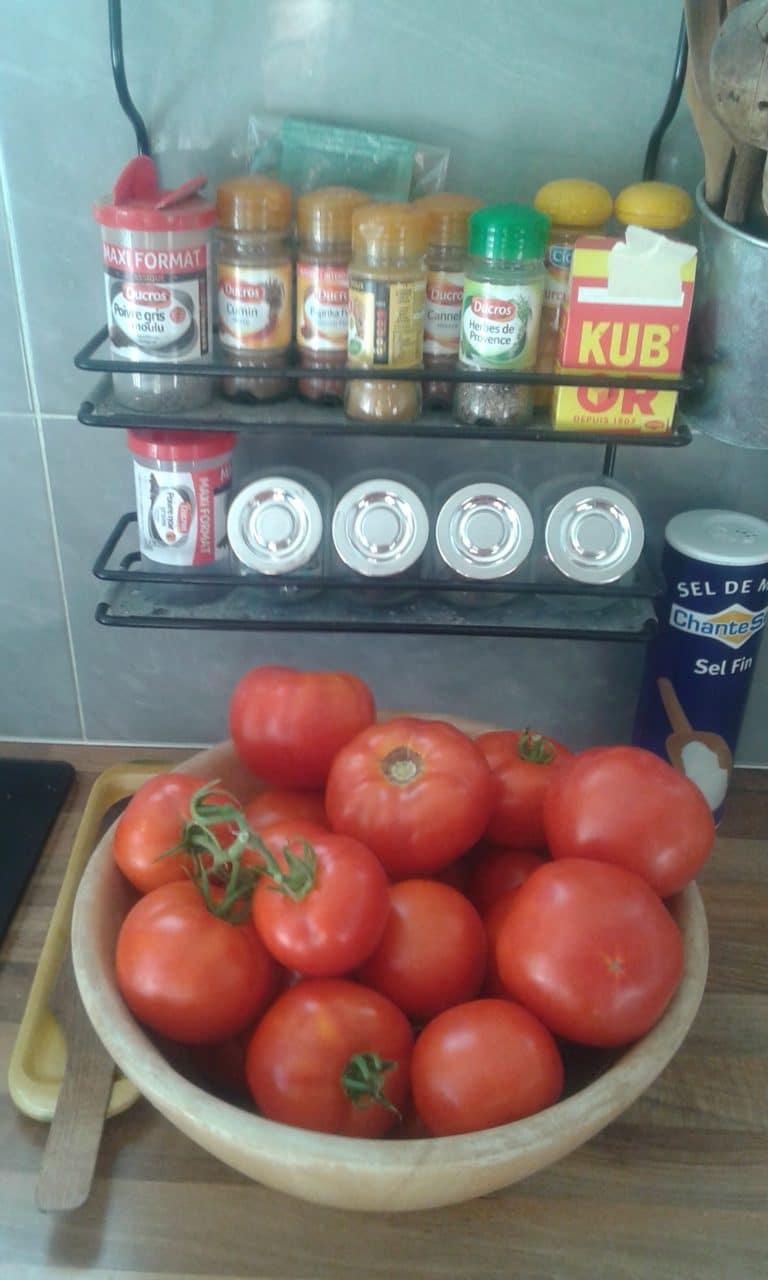 Tomate - Nourriture naturelle