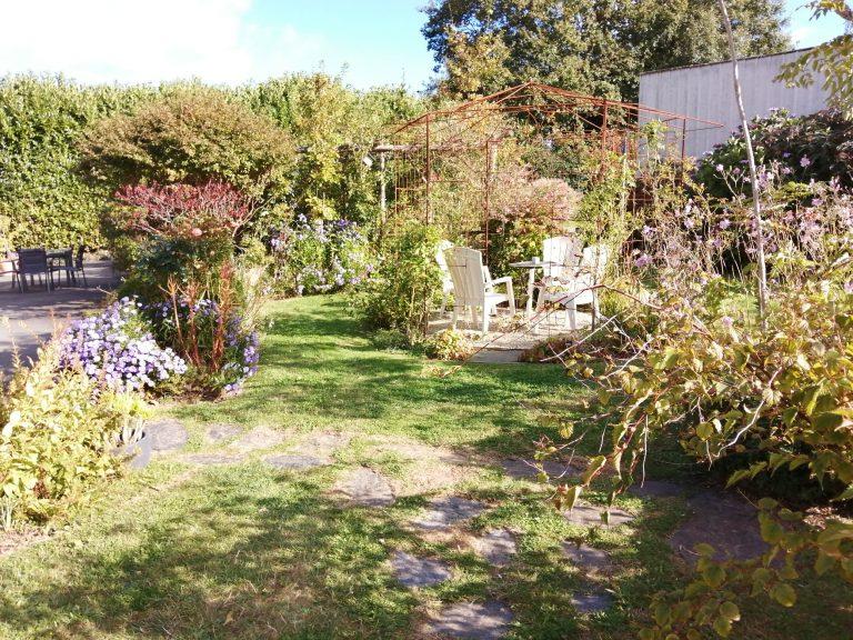 Jardin botanique - Graminées
