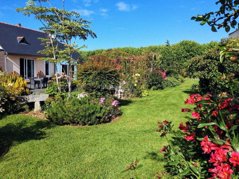 Jardin botanique - Paysage